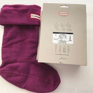 NWT Hunter Kids Boot Socks Size: XL 4-6